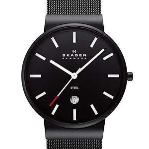 《日本限定》 SKAGEN メンズ腕時計 J351LSBB スカーゲン|rinkydink