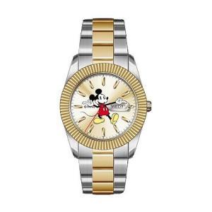 Mickey Watch ミッキーウォッチ メンズ腕時計 コンビ|rinkydink