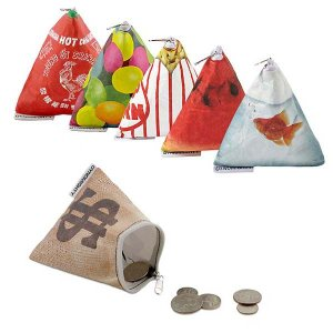 mighty stash bag 【マイティ スタッシュ バッグ】タイペック コインケース 小銭入れ|rinkydink