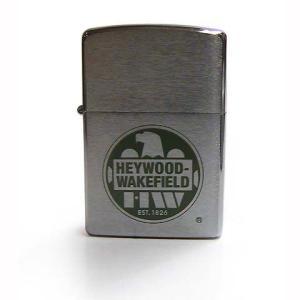 《Dead Stock》HEYWOOD WAKEFIELD 限定Zippo - ヘイウッド -|rinkydink