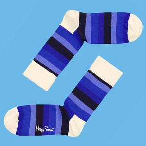 HAPPY SOCKS 【ハッピーソックス】 メンズ&レディス Stripe 02|rinkydink