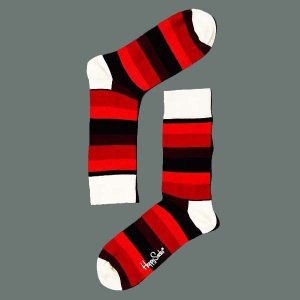 HAPPY SOCKS 【ハッピーソックス】 メンズ&レディス Stripe01|rinkydink