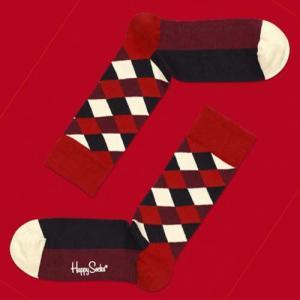 HAPPY SOCKS 【ハッピーソックス】 メンズ&レディス Square 02|rinkydink