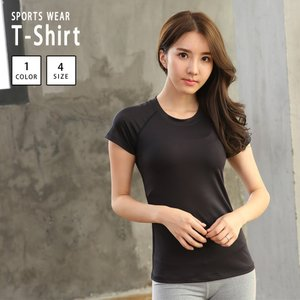 ■商品内容 Tシャツ(レギンスなどは付属しません)   ■用途 フィットネス/ランニング/ウォーキ...