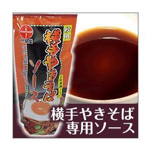 【商品内容】 ◆横手焼きそば専用ソース (1本/300ml)  【保存方法】常温保存