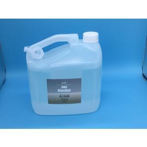 特殊技術亜塩素散水BMV Blocker 5リッター4本セット|rintray