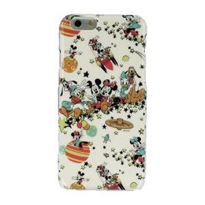 iPhone6s/6対応、裏面を覆うプラスチック製のプロテクトジャケットです。 キズを防ぎ、軽微な振...