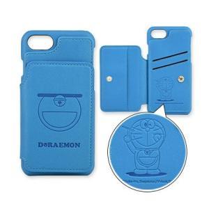 ドラえもん iPhone SE2 2020 第2世代 8/7対応カードフラップケース DR-54A ...
