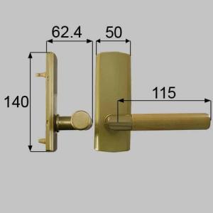 【トステム】ウッドグリップDタイプ(空錠) MZTCWDS05 LIXIL リクシル riode