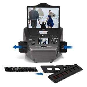 【ネガフィルムや紙焼き写真をデジタル保存できる】USBフィルムスキャナー M122