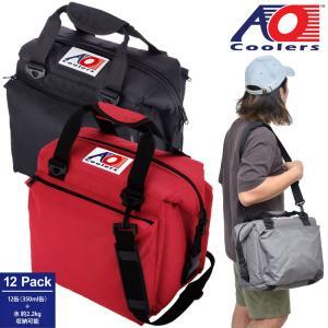 AOクーラー AO coolers 12パックキャンバスソフトクーラーデラックス 全3色 メンズ レ...