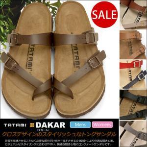 タタミ 人気 サンダル ダカール 全7色  TATAMI DAKAR|ripe