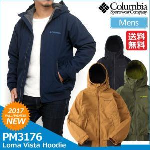 コロンビア ジャケット ロマビスタフーディー 全4色  PM3176 Columbia LOMA VISTA HOODIE|ripe