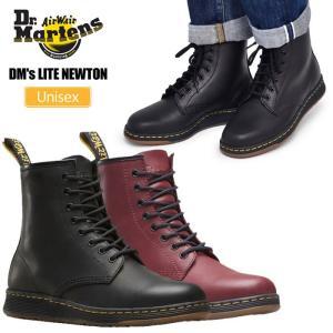 ドクターマーチン 8ホールブーツ ニュートン 全2色 Dr.Martens NEWTON 8 EYE BOOT|ripe