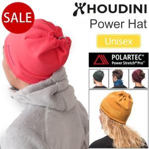 フーディニ HOUDINI パワーハット  全5色  322654 POWER HAT 返品交換不可|ripe