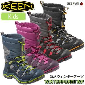 キーン KEEN ウィンターポート2 WP スノーブーツ 全4色 WINTERPORT II WP|ripe