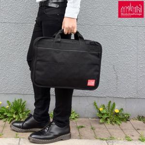 マンハッタンポーテージ Manhattan Portage ブルーム ブリーフケース ブラック Broome Briefcase  MP1749|ripe