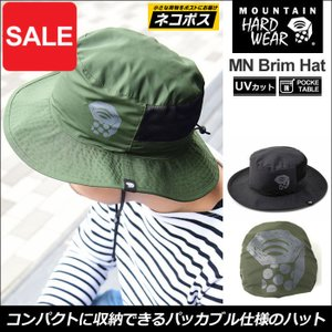 マウンテンハードウェア MOUNTAIN HARD WEAR MNブリムハット 全2色  OE0910 MN BRIM HAT  [M便 1/1]|ripe