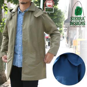 シェラデザイン  SIERRA DESIGNS URBAN COAT  9717H  全4色 アーバンコート メンズ 男性用 服 11410E|ripe