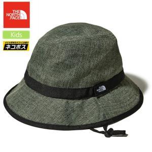 ノースフェイス 帽子 THE NORTH FACE キッズ ハイクハット 全3色  NNJ01820 KIDS HIKE HAT キッズ レディース [M便 1/1]