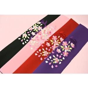 振袖用刺繍半衿(D)|riplennetshopping
