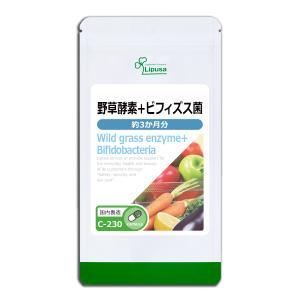 野草酵素+乳酸菌 約3か月分 C-230...