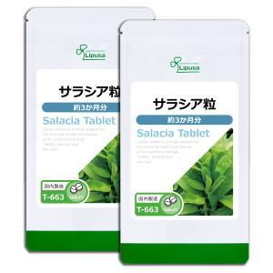 サラシア粒 約3か月分×2袋 T-663-2 サプリメント ダイエット 送料無料|サプリメント専門店リプサ