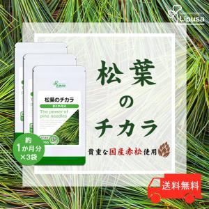 松葉のチカラ 約1か月分×3袋 T-765-3 サプリメント 健康 送料無料|サプリメント専門店リプサ