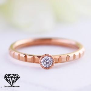Ninfea-ニンフェア- ダイヤモンドリング エンゲージリング ブライダルリング K18 18金 リング 指輪|risacrystal
