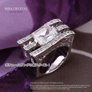 新スタイル ハイブリッドデザイン ホワイトリング RING|risacrystal