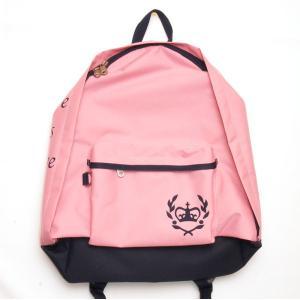 【現品限り】1Y938-12 カラーデイパック(ピンク)|risastarlight