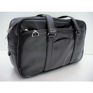 【現品限り】MKS609 MICHEL KLEIN 合皮スクールバッグ黒|risastarlight