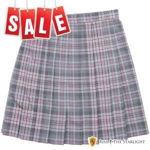 SKR111 グレーピンクサマースカート|risastarlight