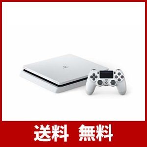 PlayStation 4 グレイシャー・ホワイト 500GB (CUH-2200AB02) risasuta