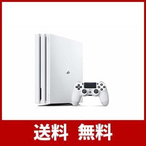 PlayStation 4 Pro グレイシャー・ホワイト 1TB  (CUH-7200BB02) risasuta