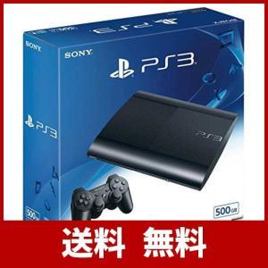 PlayStation3 チャコール・ブラック 500GB (CECH4300C) risasuta