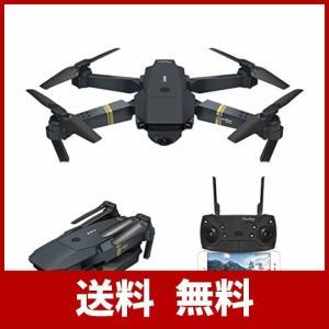 EACHINE E58 ドローン カメラ付き 小型 720P HD カメラ 空撮 スマホで操作可 WIFI FPV リアルタイム 高度維持 自動ホバリ|risasuta
