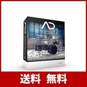 XLN Audio Addictive Drums 2 ソフトウェアドラム音源 スタンドアローン / VST / AU / AAX対応|risasuta