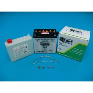 開放式 バイク用バッテリー YB9-B/12N9-4B-1/GM9Z-4B/FB9-B/BX9-4B/DB9-B 互換 MB9-B VT250F VTZ250 VT250Z|rise-batterystore|02