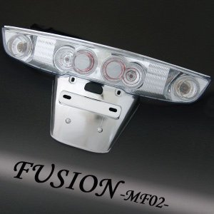 ホンダ FUSION フュージョン MF02 ユーロテールランプ フルクリアタイプ【クーポン配布中】|rise-corporation-jp