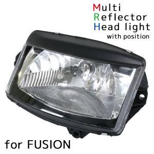 ホンダ FUSION フュージョン MF02 リフレクターヘッドライト ポジション付【クーポン配布中】 rise-corporation-jp