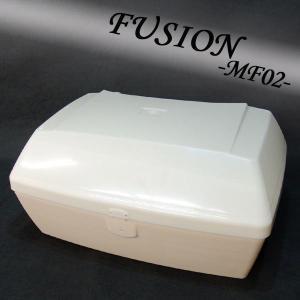ホンダ FUSION フュージョン MF02 リアボックス 塗装用 リア ボックス ケース トップケース パニアケース キャリア 【クーポン配布中】|rise-corporation-jp