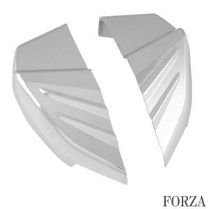 ホンダ FORZA フォルツァ MF10 メッキ リアタンデム ステップ カバー【クーポン配布中】|rise-corporation-jp