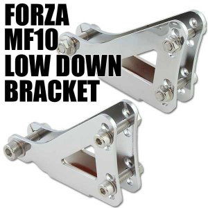 ホンダ FORZA フォルツァ MF10 リア調整式 ローダウン ブラケット ステー【クーポン配布中】|rise-corporation-jp