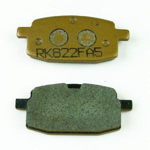 ヤマハ JOG ジョグ アプリオ アクシス BW's ブレーキパッド RK FINE ALLOY RK-822 FA5 #【クーポン配布中】|rise-corporation-jp