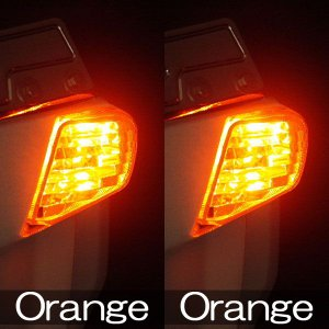 ホンダ FUSION フュージョン MF02 超高輝度 SMD LED仕様 ユーロウインカー オレンジ発光【クーポン配布中】 rise-corporation-jp