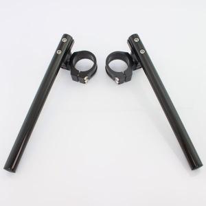 汎用 43Φ 43mm 43パイ セパレートハンドル/セパハン ブラック 角度調整可能 HIGHタイプ【クーポン配布中】|rise-corporation-jp|05