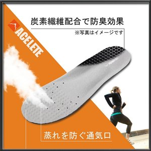 仕事やプライベート、スポーツなどでアクティブに活動する人におすすめの衝撃吸収インソール。足の負担軽減...