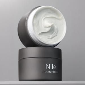 ハード ヘアワックス メンズ ヘアフレグランス50g 送料無料  幸せラボ Nile (ナイル)ヘア...