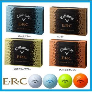 ☆即納☆日本正規品☆2016年 キャロウェイ ERC ゴルフボール 1ダース(12個入)|rise-store